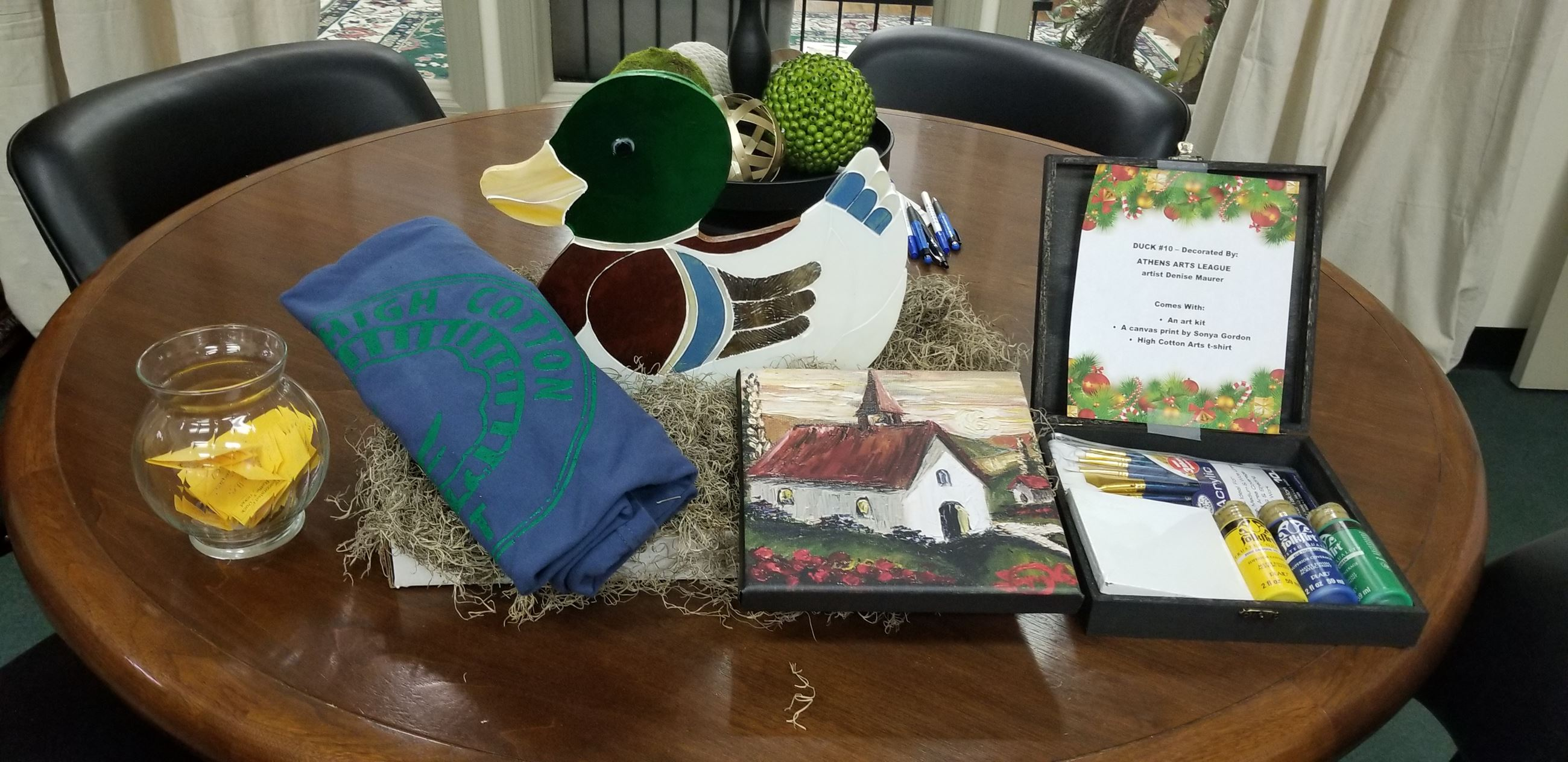 Bicentennial Duck Decorating Contest