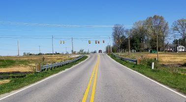 Alabama 251 and Lindsay Lane intersection