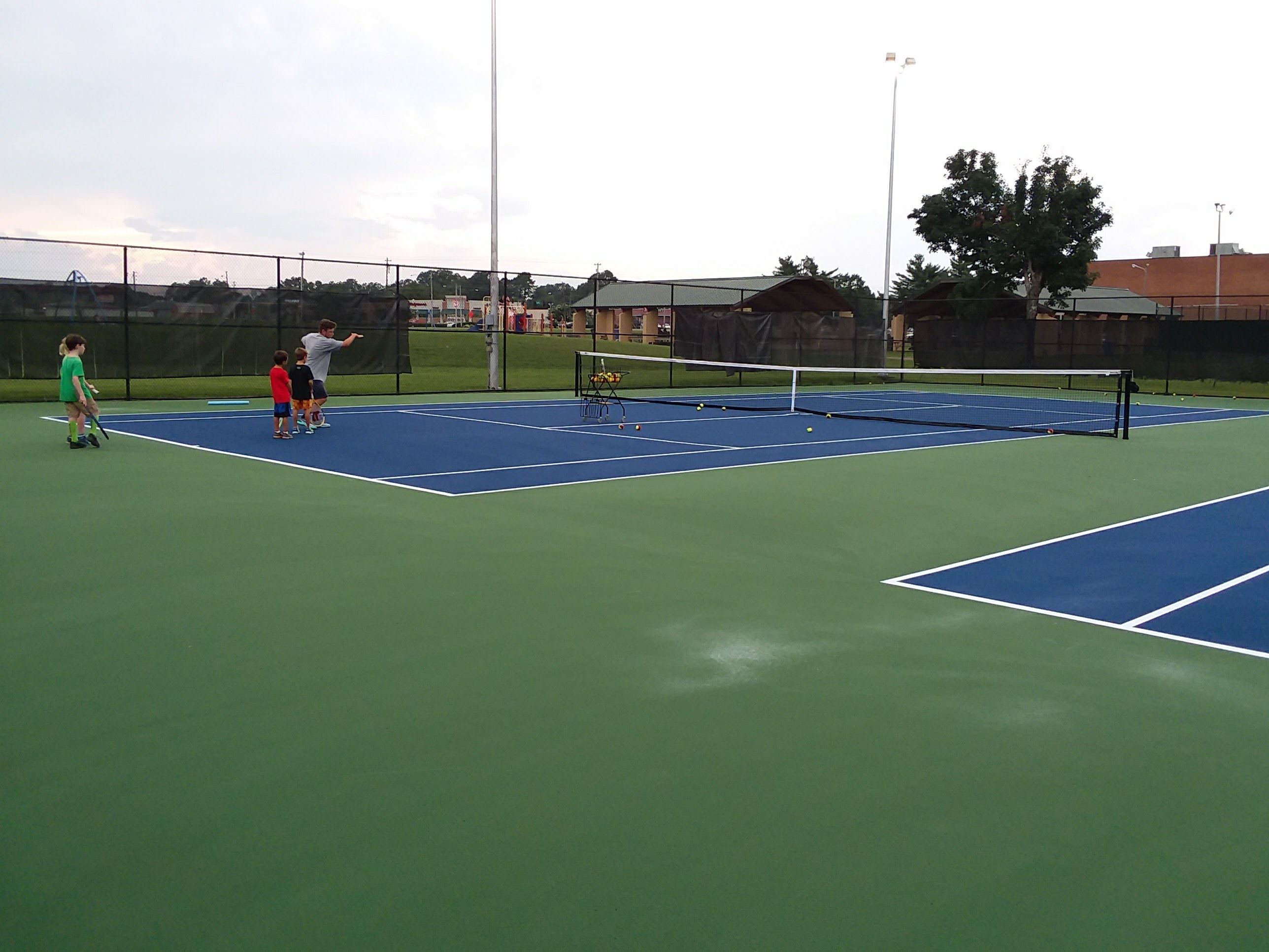 2017 Youth Tennis