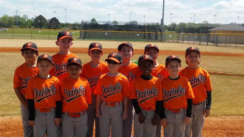 Youth Baseball | Athens, AL